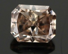 0.27cts Chocolate Diamond - Natural (RS66)
