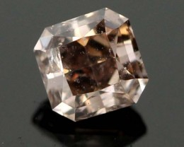 0.20cts Chocolate Diamond - Natural (RS63)