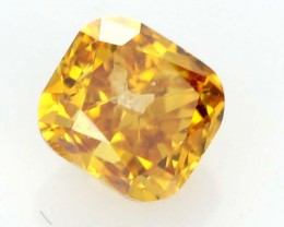 0.26cts Canary Yellow Diamond - Natural (RS61)