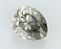 0.19cts Grey Diamond - Natural (RS60)