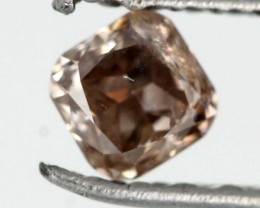 0.25cts Chocolate Diamond - Natural (RS58)