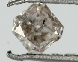 0.29cts Grey Coloured Diamond - Natural (RS55)