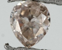 0.24cts Grey Coloured Diamond - Natural (RS54)