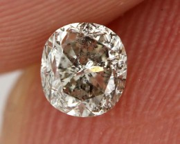 0.33cts White Diamond - Natural (RS53)