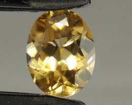 3.07ct Yellow Zircon