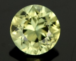 0.77cts Australian Sapphire - Golden Yellow (RSA251)
