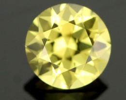 0.63cts Australian Sapphire - Golden Yellow (RSA249)