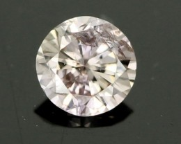 0.13cts Coloured Diamond - Natural (RDI38)