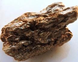 40.70g HYDRONIUM JAROSITE SPECIMEN LAVRION MINES HELLAS (D150)
