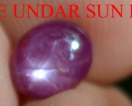 1.55 Carats Star Ruby Beautiful Natural Unheated & Untreated