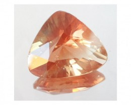 Oregon Sunstone Certified 6.93ct Gold and Medium Peach JA2