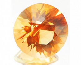 Oregon Sunstone Certified 10.31ct Gold & Peach JA2