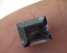 .60ct Pretty Princess Cut Blue Purple Spinel VVS Sri Lanka SL26F