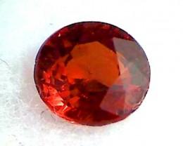Hessonite Garnet Firey Orange-Red, VVS, Sri Lanka SL27S