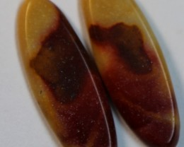 5.35 CTS MOOKAITE AUSTRALIAN JASPER FROM OLD COLLECTION