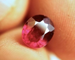 2.58 Carat Vibrant Red Ruby - Gorgeous