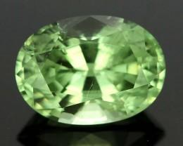 1.79cts Mint green Grossular garnet - Merelani