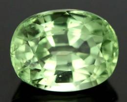 2.13cts Mint green Grossular garnet - Merelani (RG142