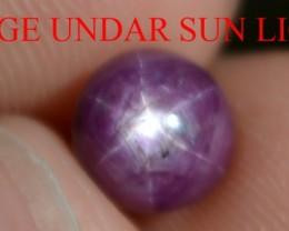 2.95 Carats Star Ruby Beautiful Natural Unheated & Untreated
