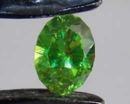 .30ct Top Green Demantoid Russian