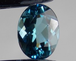 1.89ct AAA+ Blue Tourmaline