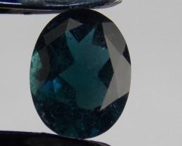 1.17ct Blue/Green Tourmaline