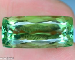 31.30 ct Gorgeous Green Himalayan spodumene ~ PAKISTAN