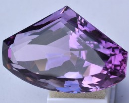 208 Carat Fantastic Fancy Cut Amethyst