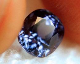 CERTIFIED - 2.41 Carat VVS1 African Tanzanite - Gorgeous