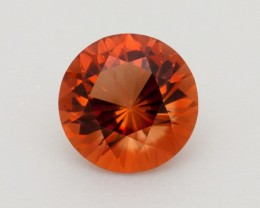 SALE WAS $4158 ~ 10.8ct Red Round Brilliant Sunstone (S2288)