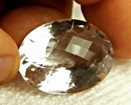 75.42 Carat VVS South American Quartz - Lovely