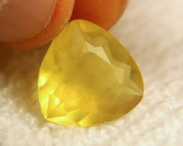 8.32 Carat Trillion Cut Mexican Fire Opal - Lovely