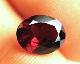 3.58 Carat VS/SI Rhodolite Garnet - Lovely