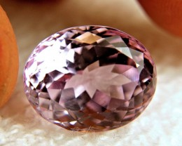 24.90 Carat Purple / Pink IF/VVS1 Kunzite - Superb