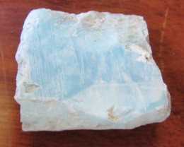 LARGE  AMAZONITE ROUGH  SLAB  AGR653