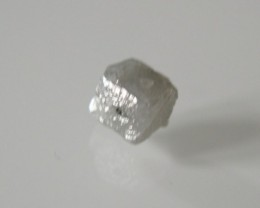 RARE CERTIFIED NATURAL DIAMOND CUBE 1,10 CT