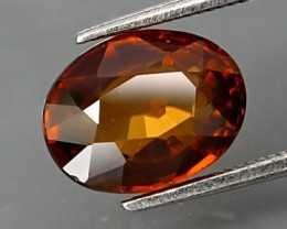 BEAUTIFUL NATURAL IMPERIAL ZIRCON 3,77 CTS