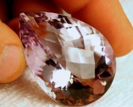 1$NR - 117.59 Carat Natural VVS1 Brazil Amethyst - Lovely Stone
