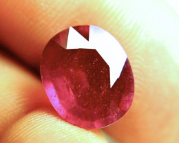 8.36 Carat Fiery Ruby - Gorgeous