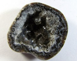 Untreated Crystalized Druzy Geode 60cts ANA2045