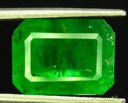 7.00 CT Untreated Green Emerald~$2000.00