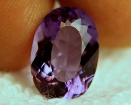 7.50 Carat VVS Natural South American Amethyst