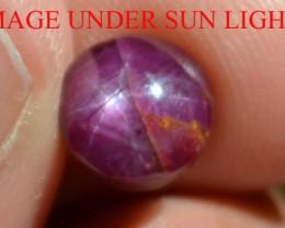 4.10 Carats Star Ruby Beautiful Natural Unheated & Untreated