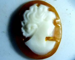 CONCH SHELL CAMEO  1.35 CTS.  CG-1628