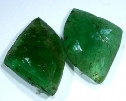 EMERALD PAIR  CTS4.05 BG-171