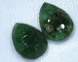 EMERALD PAIR  CTS3.35 BG-172
