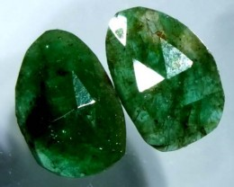 EMERALD PAIR  CTS2.45 BG-174