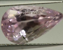 5.0 CTS  PINK KUNZITE FACETED STONE   CG-1714