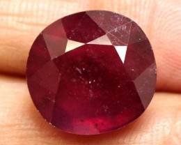 FACETED RUBY 14.3 CTS  PG-1666