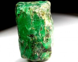 GIA CERTIFIED AFGHANISTAN EMERALD SPECIMEN COLLECTOR PC 78.45    CTS  AF-